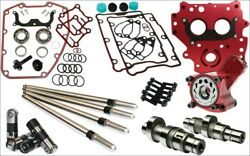 Feuling Race Series 630 Gear Drive Cam Complete Camchest Kit Harley T/C 07-16