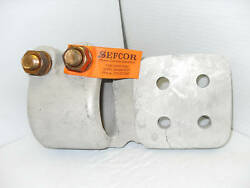 New Safcor Snft-61-3b Bronze Stud Connector Grounding 3-12