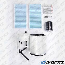 Honda Civic Type R 2.0 Ep3 Air Oil Cabin Fuel Filter Ngk Spark Plugs Service Kit