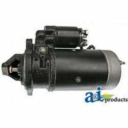 Made To Fit Allis - Chalmers 5040 Starter 82093256 Fits Marelli