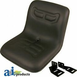 Made To Fit Ford Compact Tractor Flip Seat 1200 1300 1500 1510 1600, 1700, 1710,
