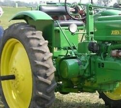 Fenders 2 Lh/rh Compatible With John Deere A B G