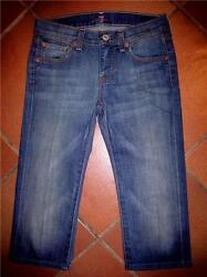 NWT 7 for all Mankind Cropped Straight Leg Jean Girls size 8