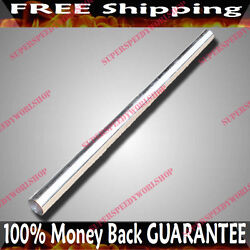 4 X 4and039 Od Diy Stainless Steel Tube For Exhaust Straight Piping 4x4 Feet Long