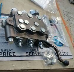19833a92 New Massey Ferguson Mf Tractor Hydraulic Valve And Manifold Mf35 Sba311
