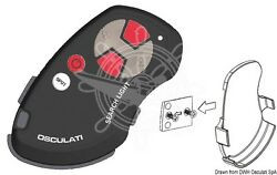 Osculati Wireless Remote Control For Type One Electric Exterior Spotlight 12/24v