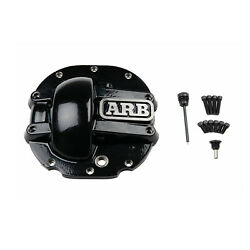 Arb 0750001b Front/rear Competition Black Differential Cover For Dana 60 Dana 50