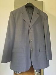 Custom Made To Measure Hand Tailored Top Line Italian Fabric Men's Suits