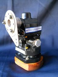 One 1 Hartzell F-4-3a Propeller Governor Overhauled W/8130 And Warranty