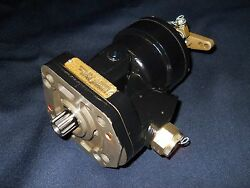 One 1 Woodward 210385 Propeller Governor Overhauled W/8130 And Warranty