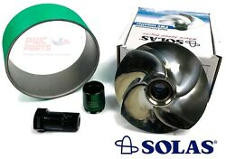 Seadoo Rxp/rxt/gtx Wear Ring Stainless Sleeve Solas Impeller Tool Srx-cd-15/20r