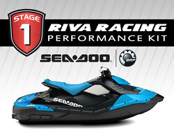 Seadoo Spark Stage 1 Kit 50+ Mph Riva Solas Impeller Sk-cd-12/17 Rs-rpm-spark-1