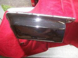 1972 Cadillac Coupe Sedan Deville Nos Rh Front Bumper End Early Take Off