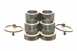 King Kutter Height Spacer Kit 2 Pack Replaces 502120  1/2 1 1-1/2 And Pin