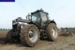 Case Ih 1255xl Or 1455xl Tractor Stickers / Decals Latest Type