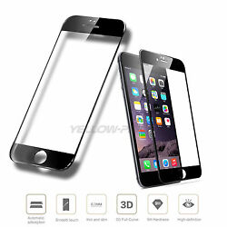 Hd Clear 3d Touch Full Cover Tempered Glass Film Screen Protector For Iphone 6s