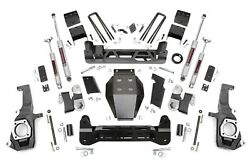 Rough Country 7.5 Ntd Lift Kit For 11-19 2wd/4wd Chevy/gmc 2500hd/3500hd 25330