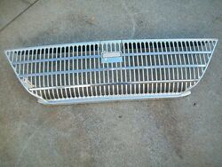 1963 Chrysler Newport Grille Assembly With Medallion Mopar Very Nice Takeoff