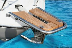 Osculati Dolphin Striker With Tilting Roller For Anchors 750x500x330mm