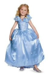 Child Cinderella Ultra Prestige Costume - Really Exceptional High Quality