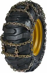 Quality Chain 8105mt 10mm Maxtrack Loader Grader Tire Chains Snow Traction