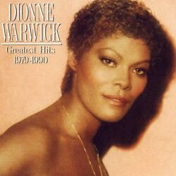 Dionne Warwick - Greatest Hits 1979/1990 [new Cd] Holland - Import
