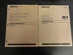 Caterpillar A19b And A26b Operation And Maintenance Plus Parts Manual