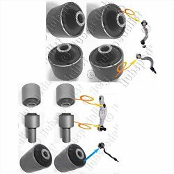 Front Upper And Lower Control Arm Bushing For 2007-2015 Lexus Ls460 2side New
