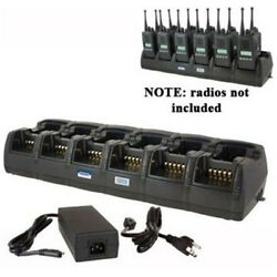 Power Products 12 Unit Gang Charger For Motorola Xt5000 Xts3000 Xt2500 And More
