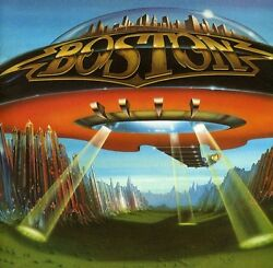 Boston Dont Look Back New CD
