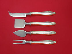 Formality By State House Sterling Cheese Serving Set 4 Piece Hhws Custom
