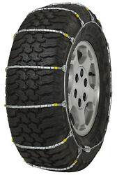295/30-19 295/30r19 Cobra Jr Cable Tire Chains Snow Traction Suv Light Truck Ice