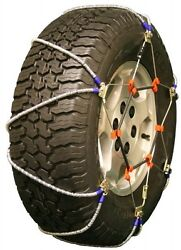 265/70-15 265/70r15 Volt Lt Cable Tire Chains Snow Traction Suv Light Truck Ice