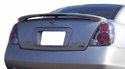 Unpainted Spoiler For A Nissan Altima Factory Style Spoiler 2002-2006