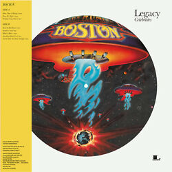 Boston Boston New Vinyl LP Picture Disc