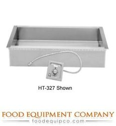 Wells HT-227 Bain Marie Style Heated Tank built-in electric opening 25 3/4