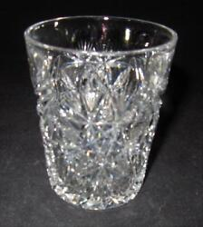 American Brilliance Multiple Cuts Old Fashion Glass 3 3 4quot; $29.99