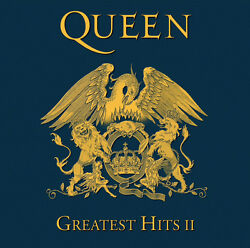 Queen Greatest Hits 2 New CD