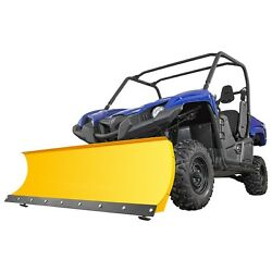 Yamaha Grizzly 550 700 2009-2013 Atv Snow Plow System Kit Warn 43p-f840a-v0-00