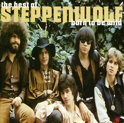 Steppenwolf Born to Be Wild: Best of New CD