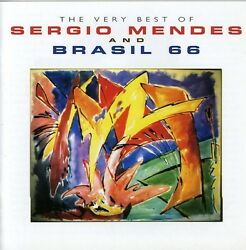 Sergio Mendes - Very Best Of Sergio Mendes And Brasil And03966 [new Cd]
