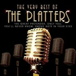 The Platters - The Very Best Of The Platters [new Cd]