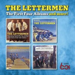 The Lettermen - The First Four Albums And More [new Cd]