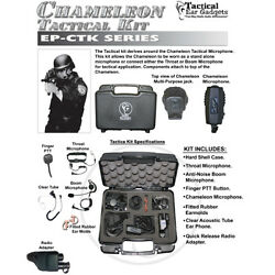 CHAMELEON Q-Release Tactical Kit for Harris  Macom Jaguar Radios (See List)