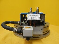 Balzers Bg 445 013-s Cooling Lid Motor Assembly Bg 545 649-t Used Untested As-is