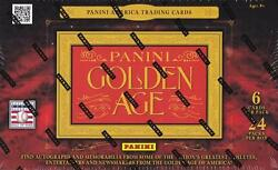 2012 Panini Golden Age - Pick A Card