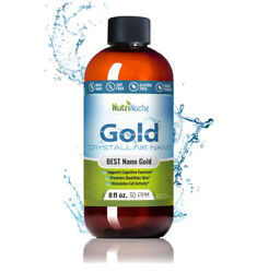 The Best Colloidal Gold - Colloidal Minerals - No Fillers Additives -nutrinoche