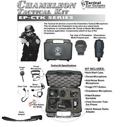 CHAMELEON Quick Release Tactical Kit for Tait 8100  9100 Series Two-Way Radios
