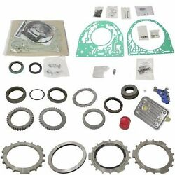Fits 01-04 Only Gmc Chevy Duramax 6.6l Bd Stage 4 Transmission Build-it Kit..