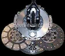 Fits 94-98 Only Ford Powerstroke Diesel Bd Dual Disc Clutch 7.3l Zf 5spd - 650hp